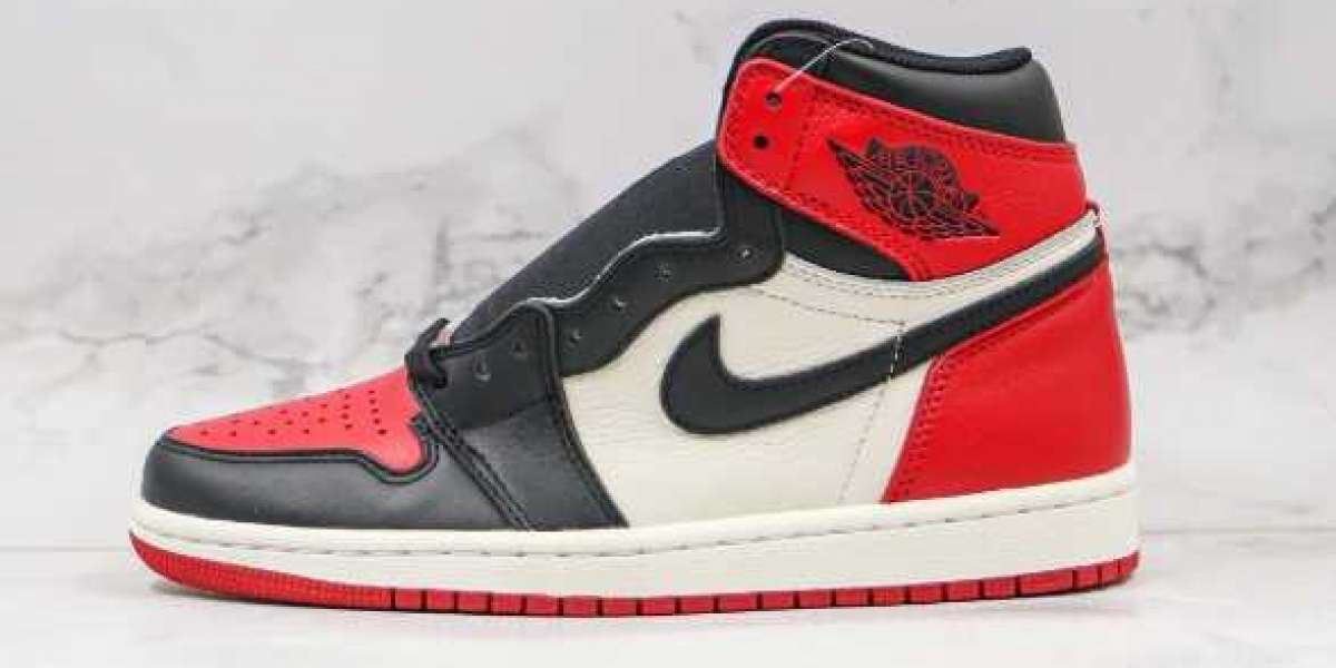 Where to Buy Air Jordan 1 Retro High OG Bred Toe ?