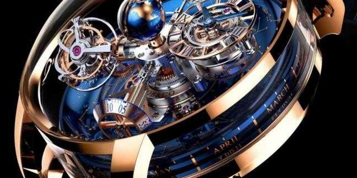 Jacob & Co. Grand Complication Masterpieces - Astronomia Solar Full Baguette watch AS900.40.BD.BD.A price