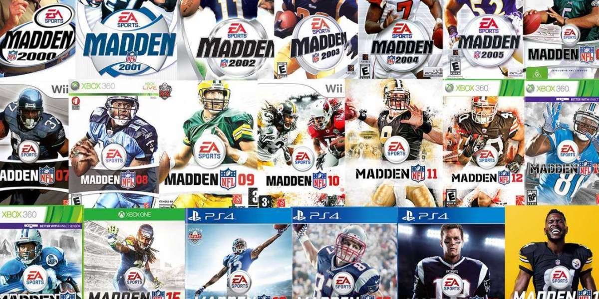 The Best Madden NFL Cover Athletes