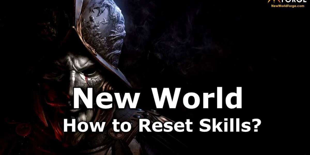 How To Reset Skills in New World