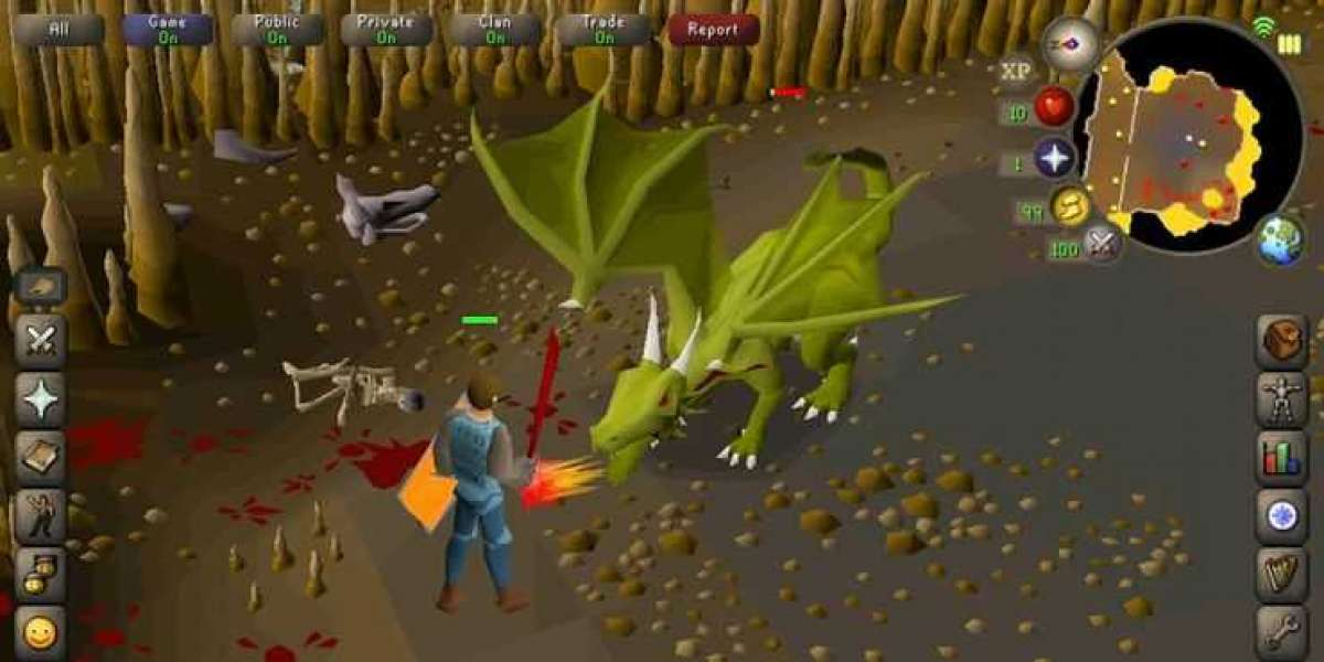 Rsgoldfast - Our primary problem is around the fostering of OSRS Gold