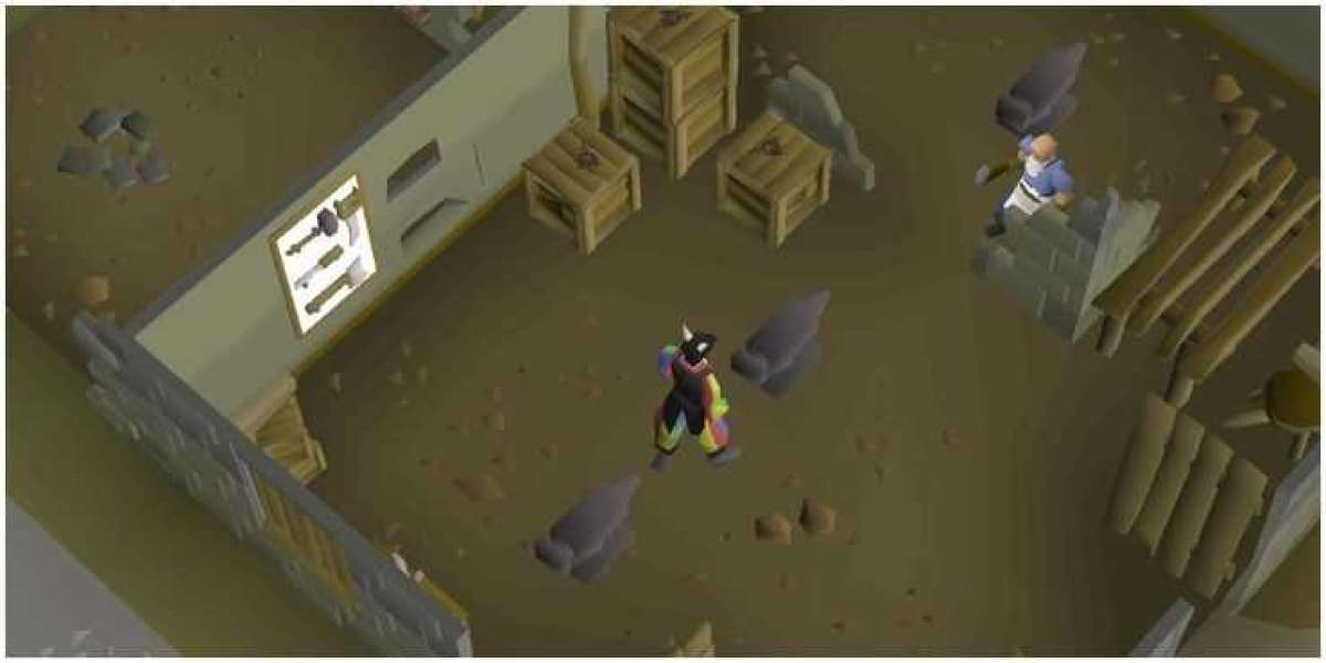 Rsgoldfast - The most beneficial areas to find OSRS Gold the cow area
